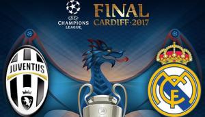 Ювентус - Реал, 03.06.2017