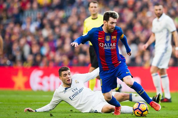 Реал - Барселона, 30.07.2017